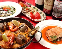 Spanish food - Spain Travel information